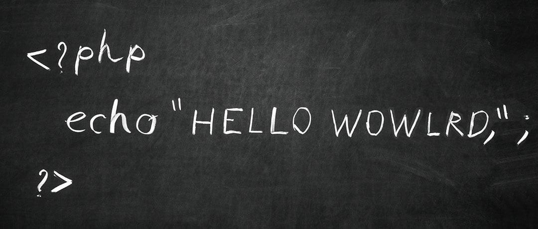 Hello World Wowrld