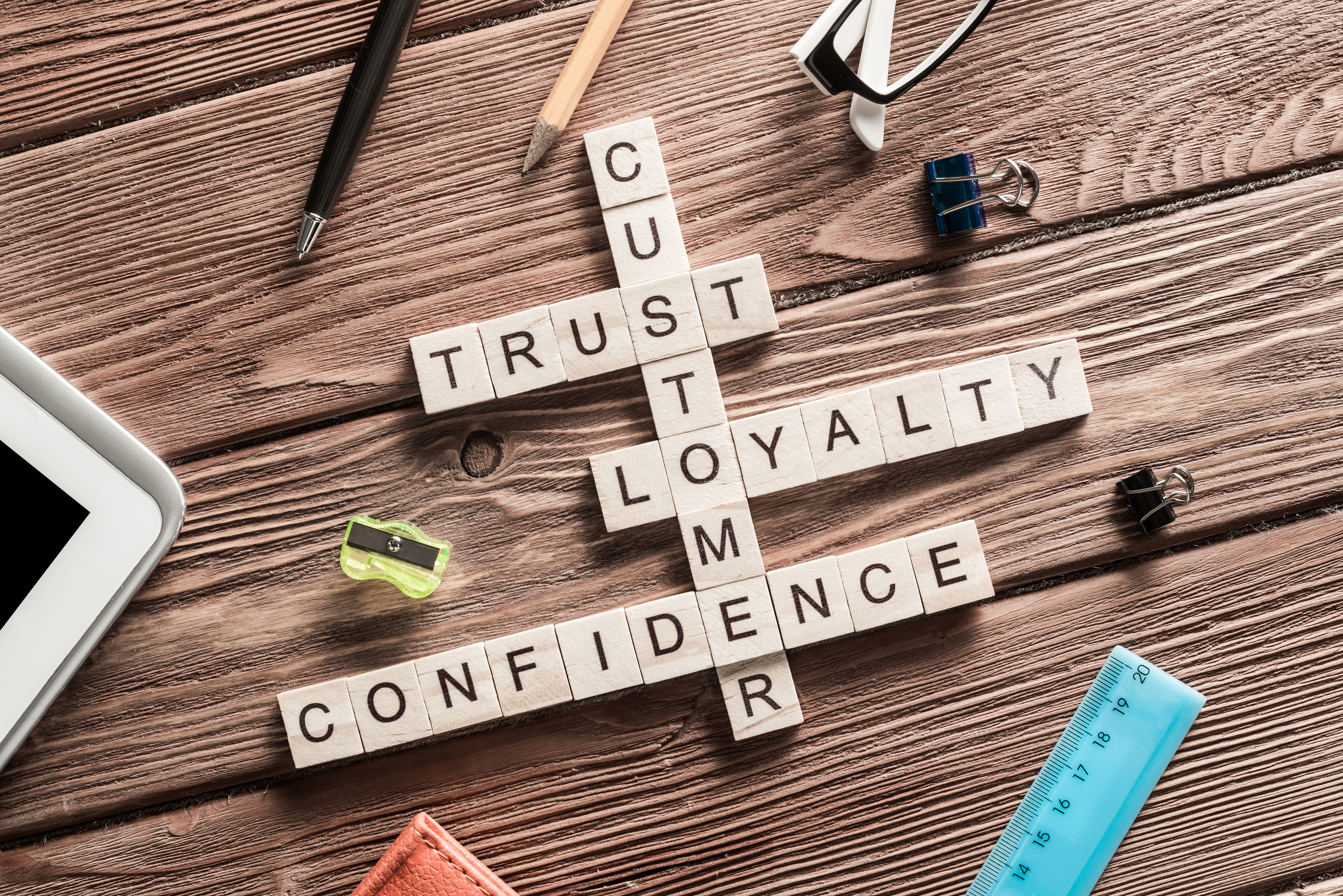 A step-by-step guide for building brand trust