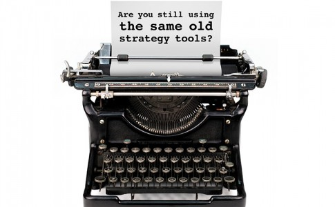 Stop Using Your Grandma's Strategy Tools – Evolve with Your Customer