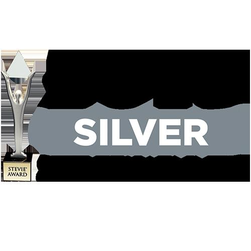 2015 Stevie® Award Winner - Silver