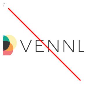 Do not crop the logo.
