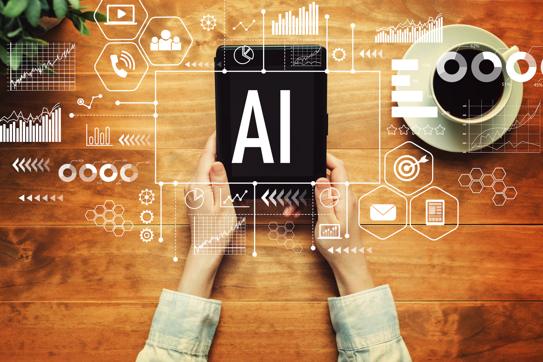 Why You Can't Wait to Adopt AI for Marketing